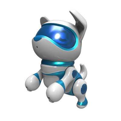 Интерактивно куче мини робот със светлини и звуци