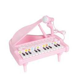 Мини Роял Розов 24 клавиша Melody Baoli 1505A