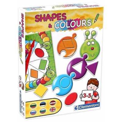 Игра Цветове и Форми CLEMENTONI