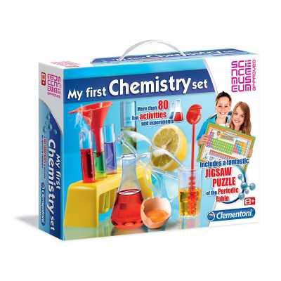 Моята Първа Химична Лаборатория CLEMENTONI Science Museum 61247