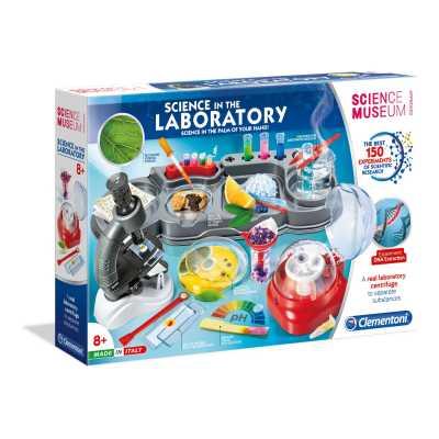 Научна Лаборатория със 150 експеримента CLEMENTONI Science 61756