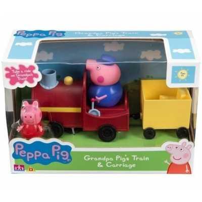 Комплект Влакче с 2 бр. фигурки Прасе Пепа Peppa Pig