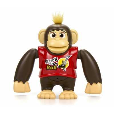 Интерактивна маймунка робот Chimpy Silverlit 15 см.