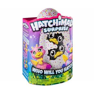 Хатчималс розово яйце Hatchimals Surprise