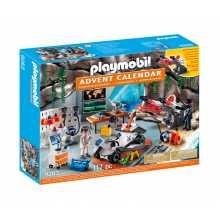 Playmobil - Коледен календар Топ Агенти