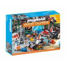 Коледен календар Топ Агенти - Playmobil