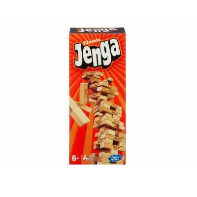 Дженга игра от дърво