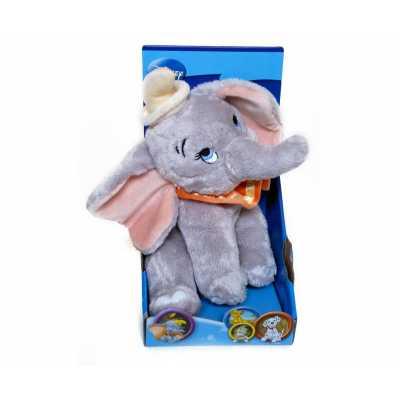 Плюшена играчка Слонче Дъмбо 25 см. Disney