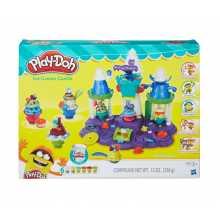 Play Doh - Замък за сладолед Hasbro
