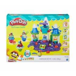 Замък за сладолед Play Doh Hasbro