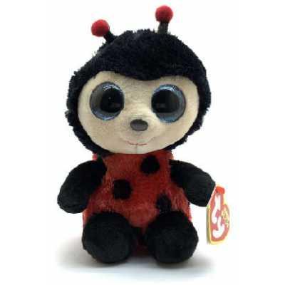Плюшена играчка Калинка с големи очи, 15 см.