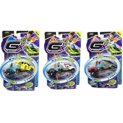 Колички за каскади Джи Екс GX Speed 6 вида