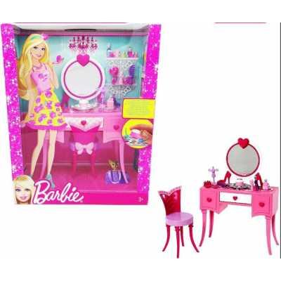 Гримьорна Barbie Обзавеждане за къща Барби