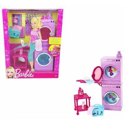Пералня Barbie Обзавеждане за къща Барби