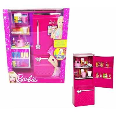 Хладилник Barbie Обзавеждане за къща Барби
