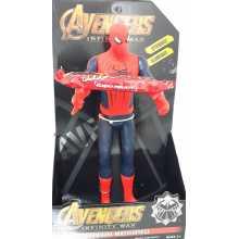 Голяма фигура на Спайдърмен - с говор и светлина. Spiderman 40 см.