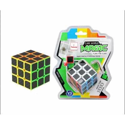 Магически куб 3х3х3 с вграден таймер