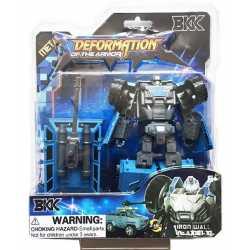 Трансформер робот, трансформиращ се в оръдие 1:32