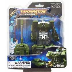Трансформер робот, трансформиращ се в танк 1:32
