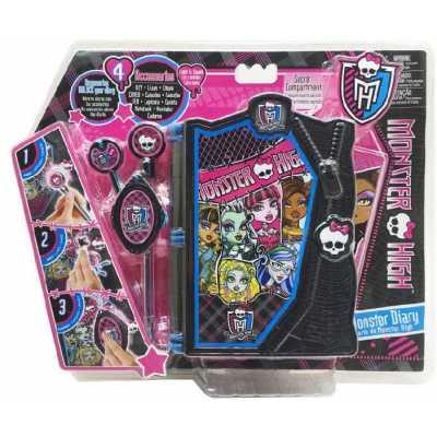 Монстер Хай Музикален таен дневник Monster High