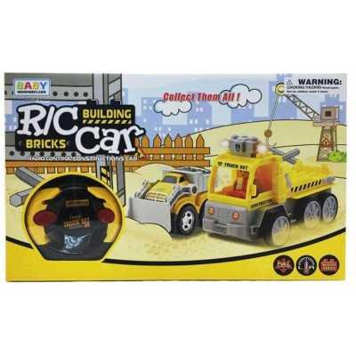 Товарен камион конструктор RC