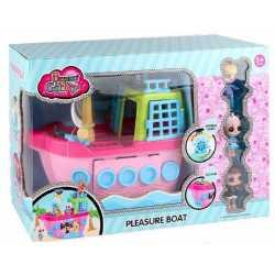 Кукла ЛОЛ - комплект кораб с три кукли LOL
