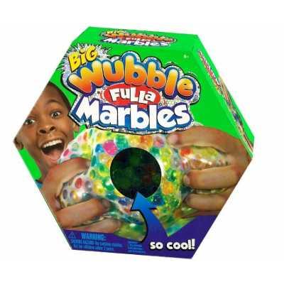 Уъбъл Бъбъл топка балон с пълнеж топчета Wubble Bubble