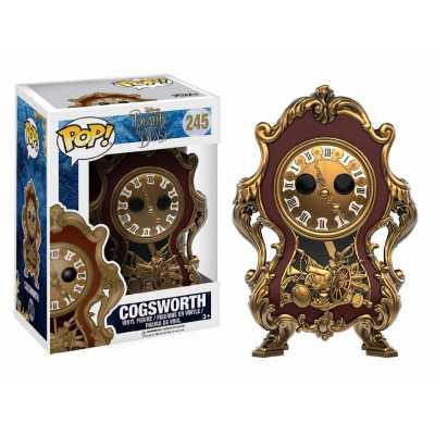 Колекционерска фигурка POP Disney Beauty and the Beast - Cogsworth 245