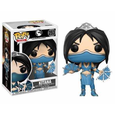 Колекционерска фигурка POP Mortal Kombat X - Kitana 253