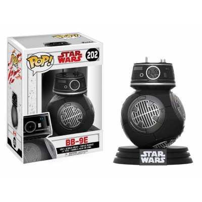 Колекционерска фигурка POP  The Last Jedi - BB - 9E Star Wars - 202
