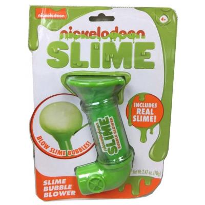 Слайм Бъбъл Блоуър Прави балончета Slime Bubble Blower