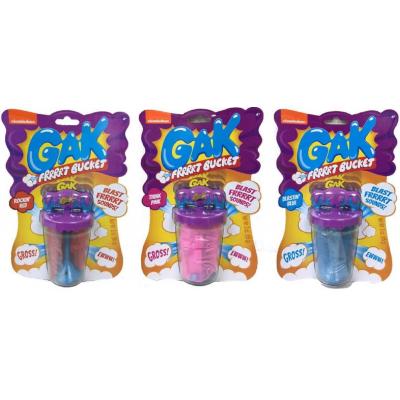Гак чаша за звуци три цвята, Gak