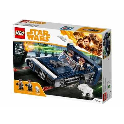 Лего Стар Уорс Хан Соло LEGO Star Wars 75209 - Han Solo's Landspeeder