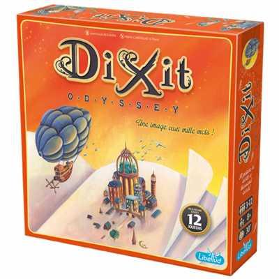 Настолна игра Диксит Одисей Dixit Odyssey