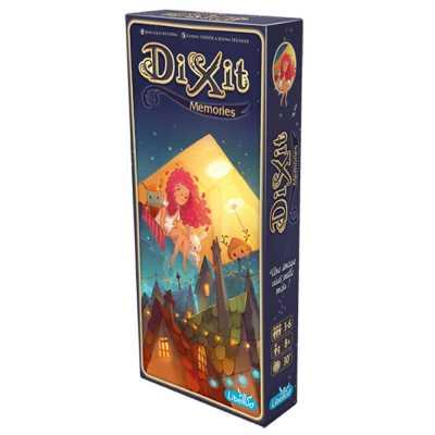 Разширение към настолна игра Диксит - Dixit 6 Memories