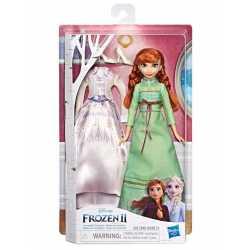 Кукла Анна Замръзналото кралство Hasbro Frozen 2 Arendalle Fashions E6908