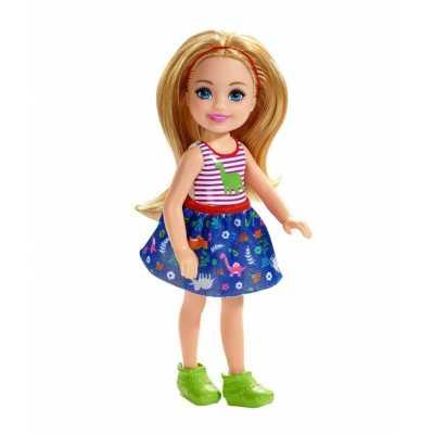 Кукла Челси Блондинка Mattel Barbie Chelsea