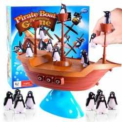 Игра Баланс върху пиратски кораб