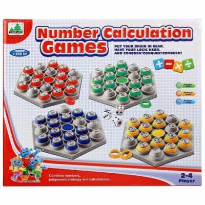 Настолна игра Математика