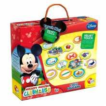 Настолна образователна игра Lisciani Mickey Mouse 41725