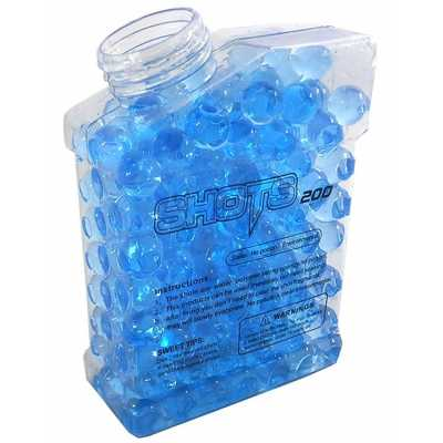 Spare rifle cartridge - Water balls