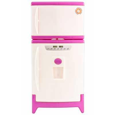 Детски хладилник двукамерен с вградена музика 32 х 22 х 64 см.