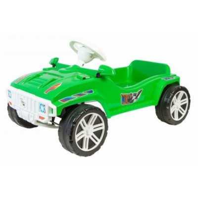 Children's car with pedals 5 colors 80 x 51 x 32 cm