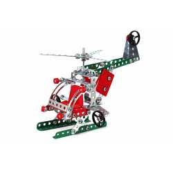 Метален конструктор Хеликоптер 185 елемента