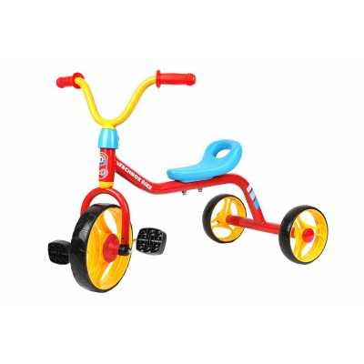 Детско метално колело с педали Technok 72 х 54 х 41 см