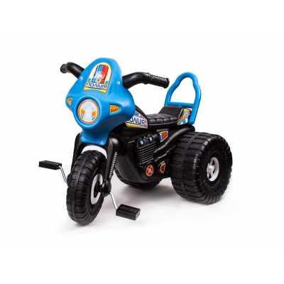 Детски полицейски мотор с педали Триколка 40 х 51 х 67 см.